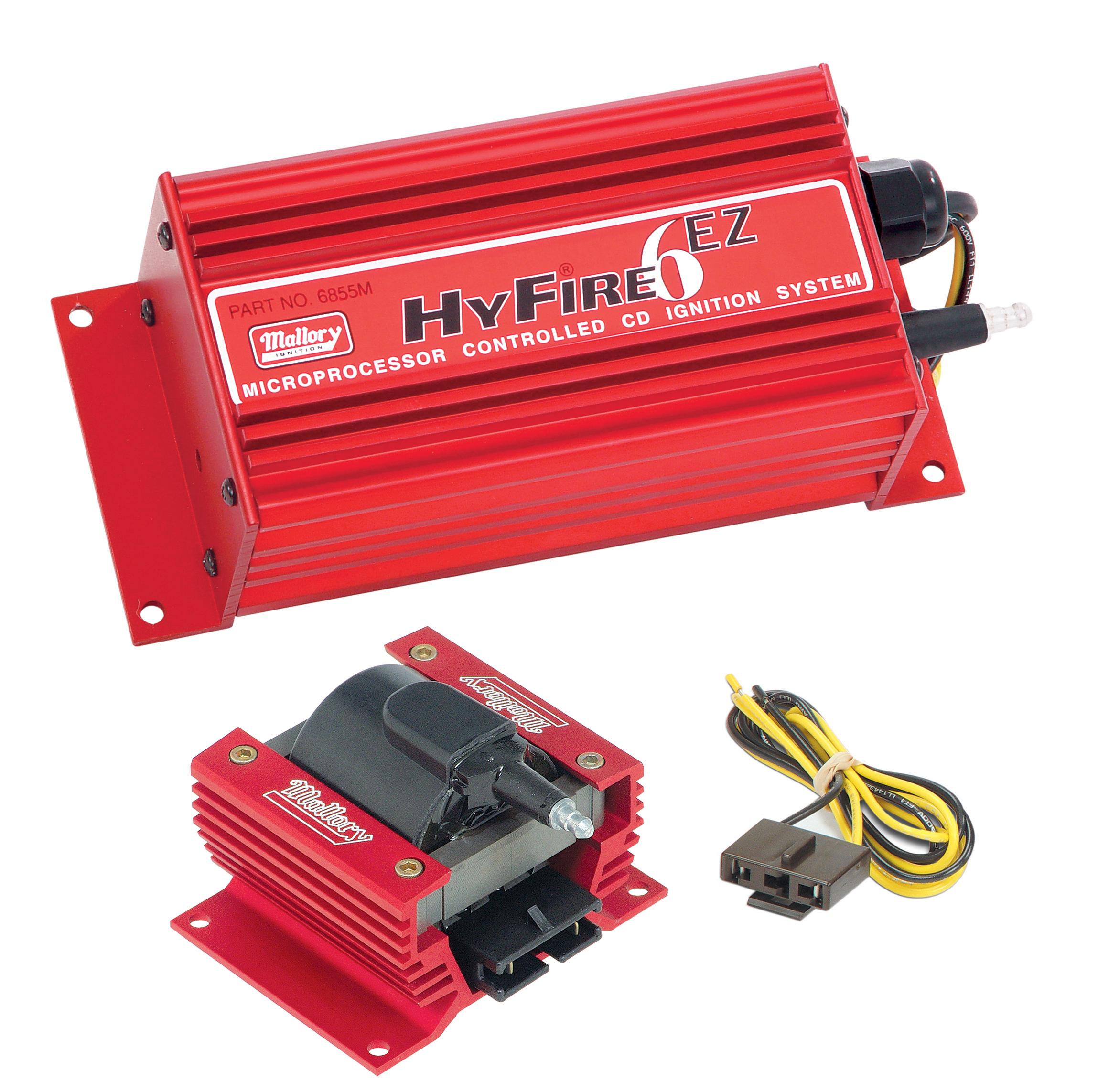 Mallory Hyfire Vi A 6 Cdi Ignition Box 6853m Wiring Diagram 6855m Ez Digital Cd Kit Ebay